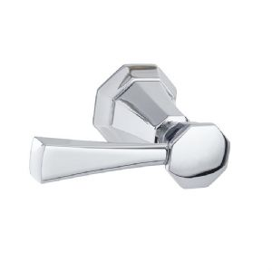 6176 Perrin & Rowe Deco Cistern Lever